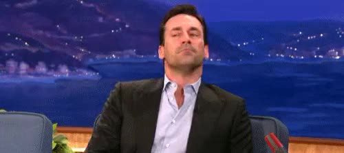 Watch Jon Hamm Sure Thing GIF on Gfycat. Discover more related GIFs on Gfycat