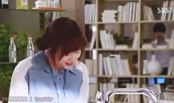 Watch Nana Asami GIF on Gfycat. Discover more Choi Kang Hee, Jaejoong, K-Drama, Protect The Boss GIFs on Gfycat