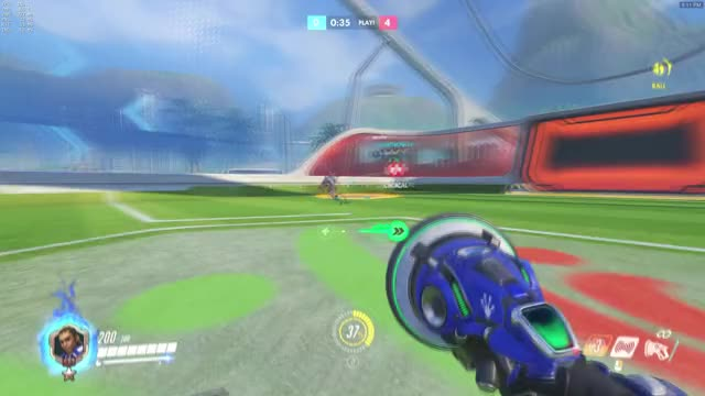Watch and share Lucioball GIFs and Overwatch GIFs by fr0zzen_ on Gfycat