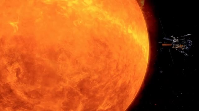 Watch and share Parker Solar Probe GIFs and Nasa GIFs by Dave Mosher on Gfycat