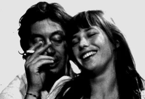 Watch and share Serge Gainsbourg GIFs and Black And White GIFs on Gfycat