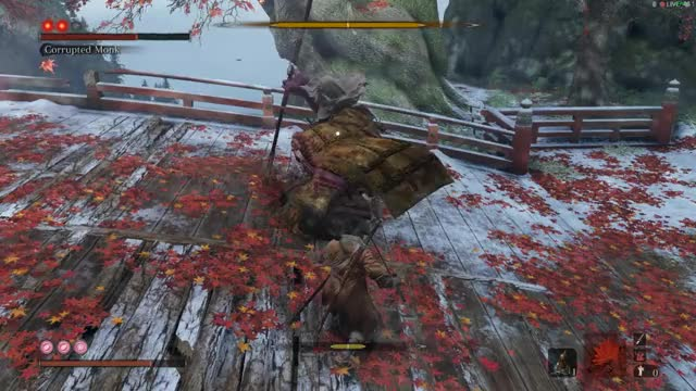 Watch and share Sekiro GIFs by mothamn0 on Gfycat