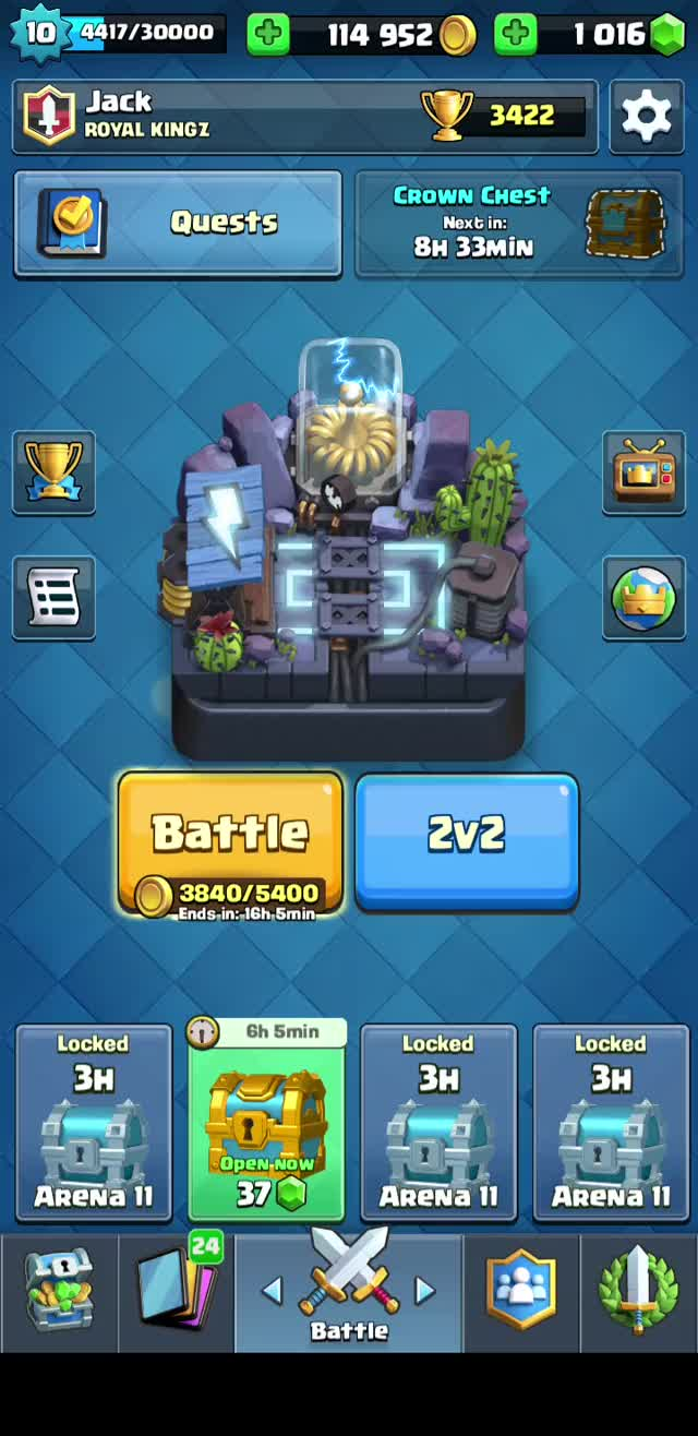Watch and share Clash Royale 2v2 Stomp GIFs on Gfycat