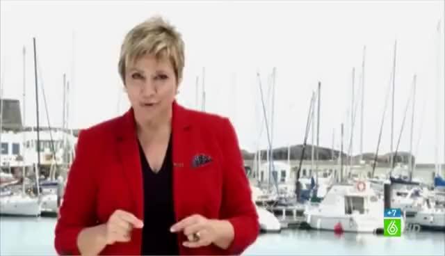 Watch Gloria Serra investiga Zapeando GIF on Gfycat. Discover more related GIFs on Gfycat