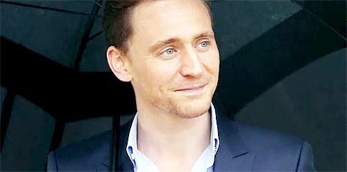 Watch and share Tom Hiddleston GIFs and Celebrity GIFs by Reactions on Gfycat