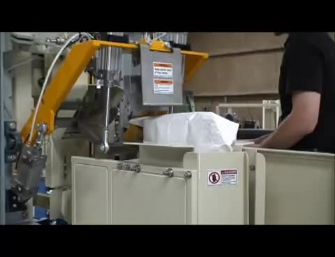Watch and share Ultrasonic Valve Bag Sealer GIFs on Gfycat