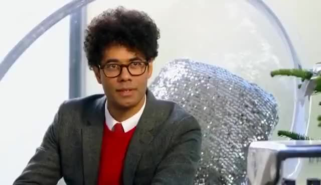 Watch Ayoade Christmas Sweater GIF on Gfycat. Discover more Ayoade GIFs on Gfycat