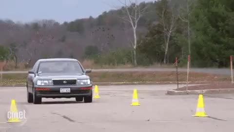 Watch and share Bose's Electromagnetic Car Suspension GIFs on Gfycat
