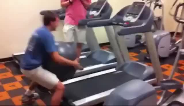Watch and share Treadmill GIFs on Gfycat
