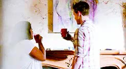 Watch this trending GIF on Gfycat. Discover more 5x14, Amber Riley, Chord Overstreet, Glee, Mine, Samcedes GIFs on Gfycat