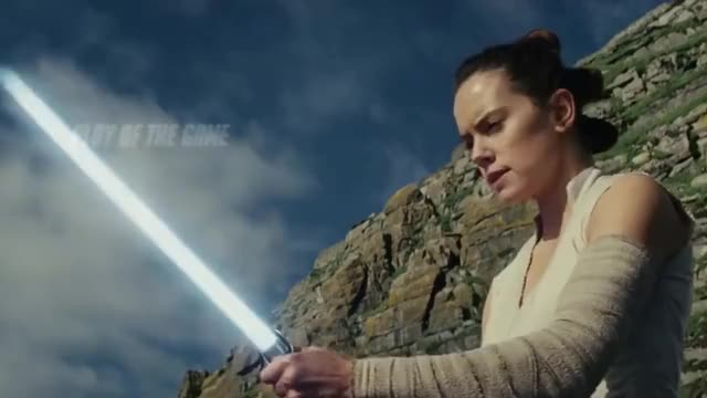 Watch and share Star Wars GIFs and Rey GIFs on Gfycat