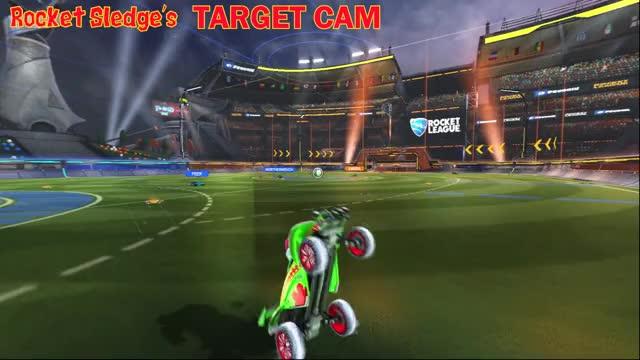 Rocket Sledge - TARGET CAM GIF by Rocket Sledge (@sledge98) | Find