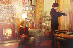 Watch and share Is It At 221b GIFs and Bbc Sherlock GIFs on Gfycat