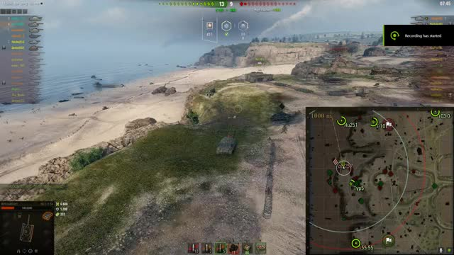 Watch and share World Of Tanks 2019.02.04 - 14.54.13.01 GIFs on Gfycat
