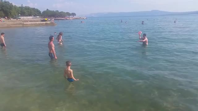 Watch and share Bosnian People Playing Frisbee GIFs by Beef on Gfycat