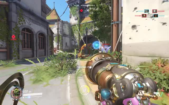 Watch Complex geometry GIF on Gfycat. Discover more Overwatch, hook-2.0 GIFs on Gfycat