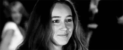 Watch and share Alycia Debnam Carey GIFs and Cuteness Overload GIFs on Gfycat