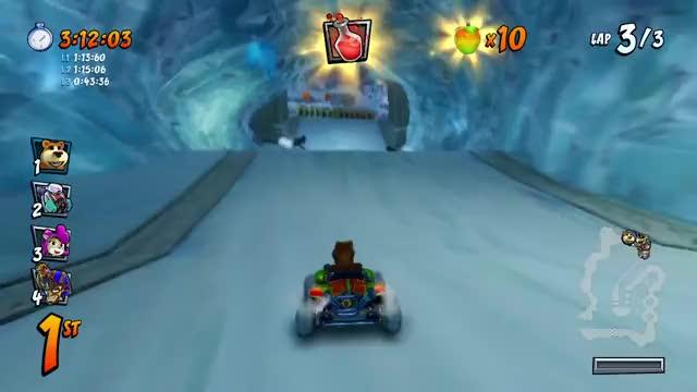 Watch and share Crash Team Racing Nitro Fueled GIFs on Gfycat