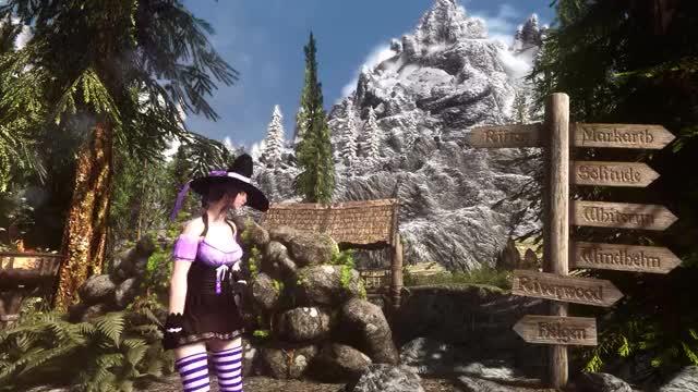 Watch Elder Scrolls V Skyrim 2018.05.21 - 01.13.25.01 GIF by @sasilton on Gfycat. Discover more elderscrollsvskyrim GIFs on Gfycat