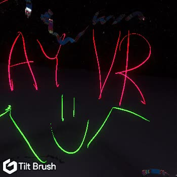 Watch and share Tiltbrush GIFs by atron on Gfycat