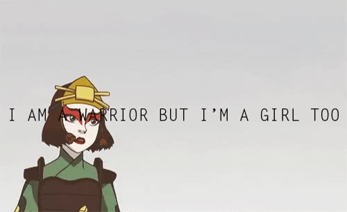 Watch and share My Gifs Atla Suki Avatar: The Last Airbender ATLA: Suki GIFs on Gfycat