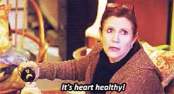 Watch this carrie fisher GIF on Gfycat. Discover more carrie fisher, tina fey GIFs on Gfycat