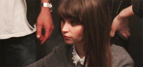 Watch and share Felicity Jones GIFs on Gfycat