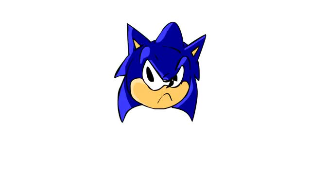 Watch and share Sonic Mood Swing GIF By SupeSonicBoom GIFs on Gfycat