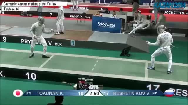 Watch and share Tokunan V Reshetnikov Stop Cut GIFs on Gfycat