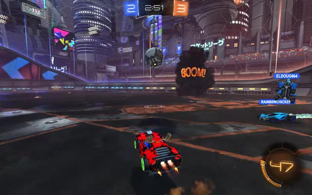 Watch and share Rocket League 07.17.2017 - 06.58.15.10 GIFs by hiimogtgoat on Gfycat