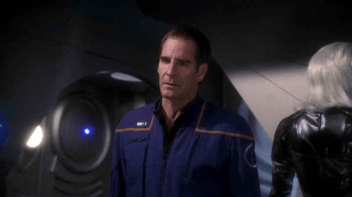 BigJ76, Captain Archer, ENT, Enterprise, Jonathan Archer, Scott Bakula, Star Trek, Star Trek Enterprise, MRW the dog pees on the floor as soon as we come in from the walk GIFs