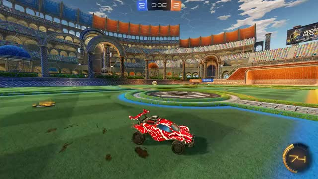 Watch final goal(his view) GIF by Gumbachi (@gumbachi) on Gfycat. Discover more RocketLeague GIFs on Gfycat