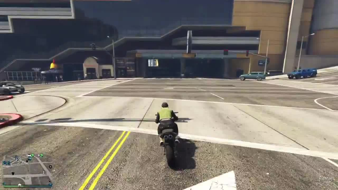 grandtheftautov, Objective Complete! Parachute Dangerously. GIFs