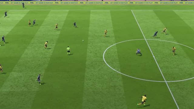 Watch and share FIFA 18 2018-01-31 오전 1 11 27 GIFs on Gfycat