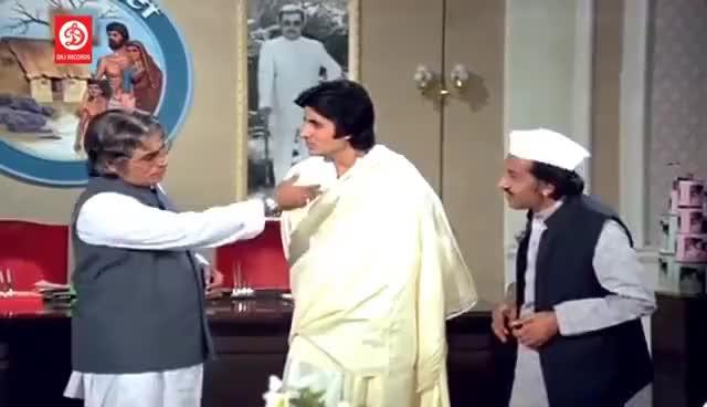 Watch and share Inquilaab  Hindi Full Movie    Amitabh Bachchan, Sridevi, C.S. Dubey, Utpal Dutt GIFs on Gfycat