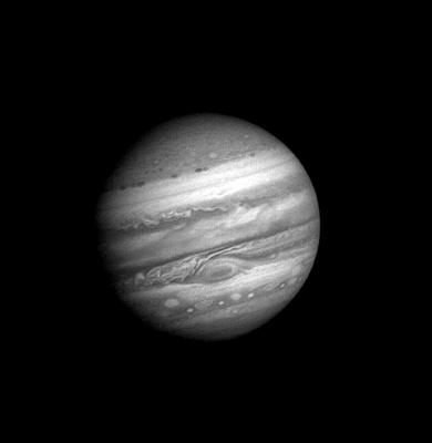 askscience, Voyager 1: Approach to Jupiter GIFs