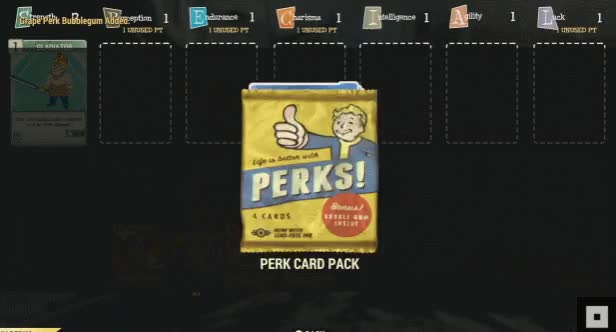 Fallout 76 perk cards | PC Gamer