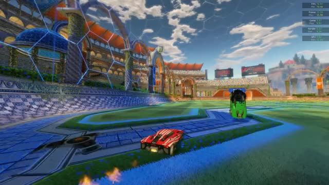 Watch and share Rocket League 2019.10.24 - 23.58.20.02 Trim GIFs on Gfycat