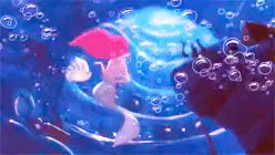 Watch and share The Little Mermaid GIFs and Disney Princess GIFs on Gfycat