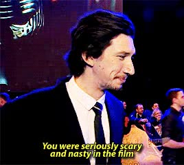 Watch this adam driver GIF on Gfycat. Discover more adam driver GIFs on Gfycat