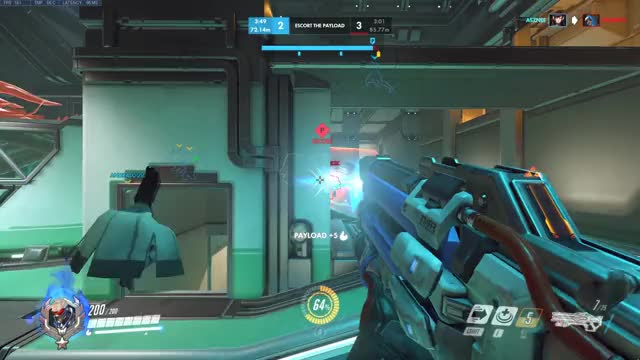 Watch and share Overwatch GIFs by Saytix on Gfycat