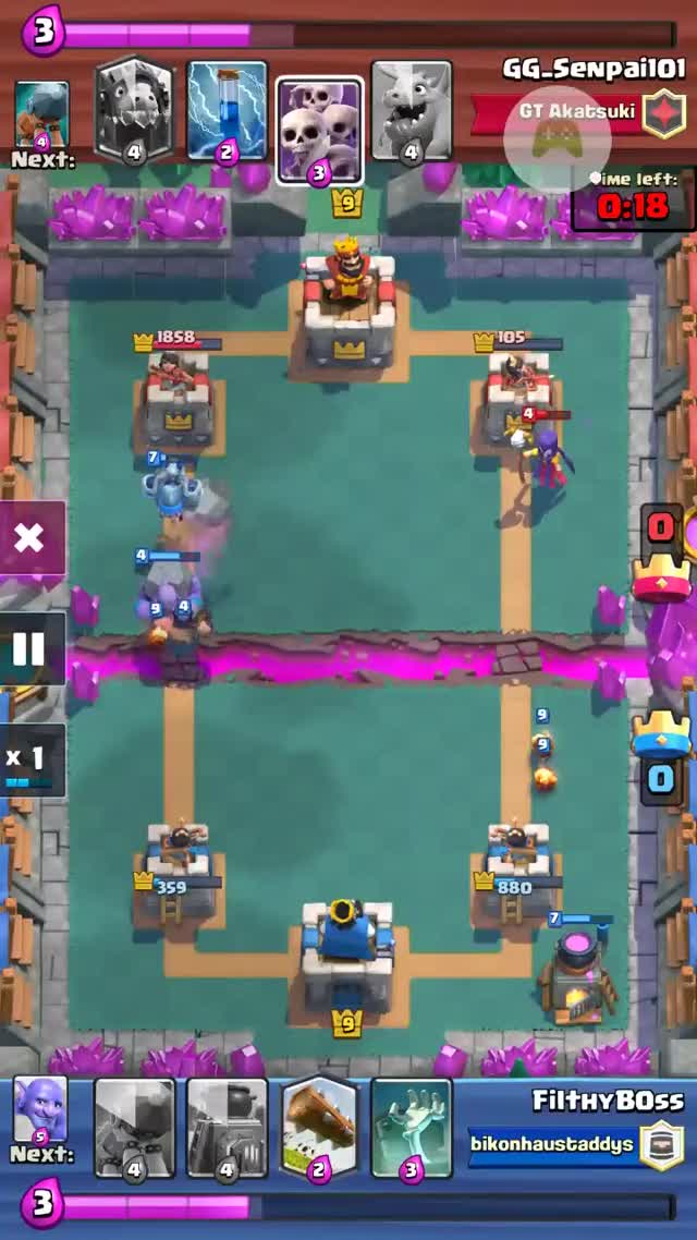 Watch and share Clashroyale GIFs and Executioner GIFs on Gfycat