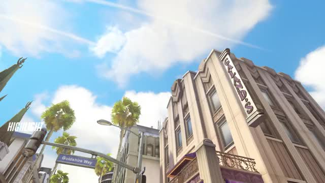 Watch and share Highlight GIFs and Overwatch GIFs by classicbug on Gfycat