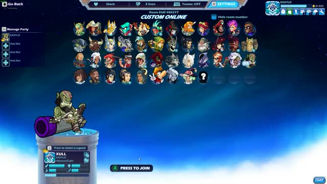 Watch and share Brawlhalla GIFs and Sidra GIFs by Exxyld on Gfycat