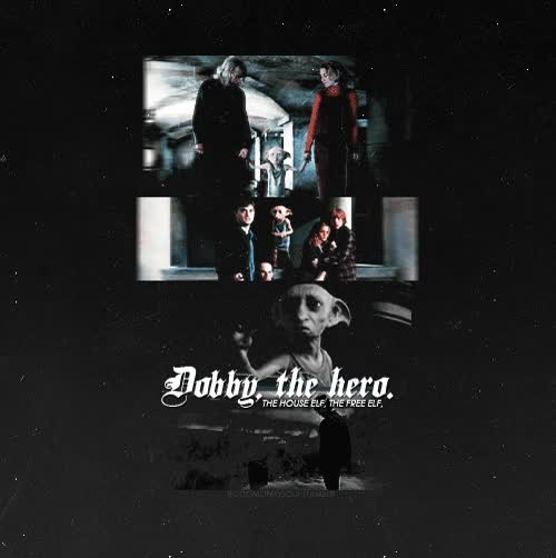 Watch and share Dobby Harry Potter GIFs on Gfycat