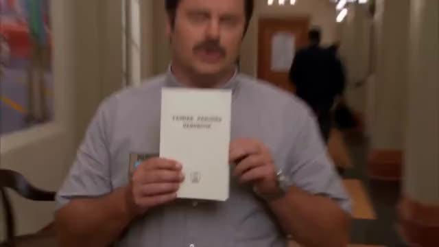 Watch this parks and recreation GIF on Gfycat. Discover more Amy, Humor, NBC, Offerman, amy, aziz, best, comedy, funny, humor, mockumentary, nbc, nick, offerman, parks, plaza, poehler, pratt, rashida, recreation, rob, schneider, television, tv GIFs on Gfycat