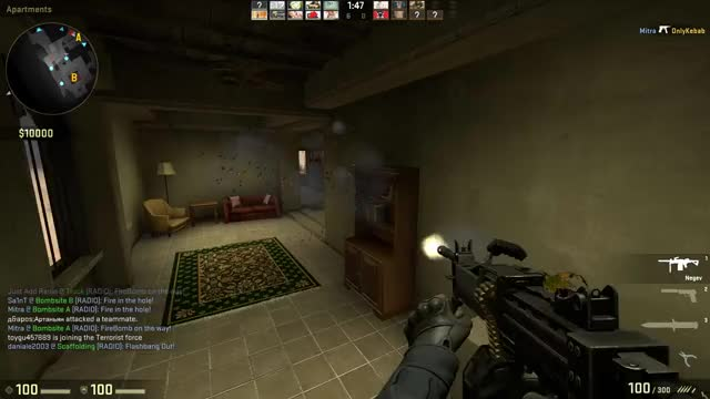 Why Counter-Strike: Global Offensive's Negev update is a