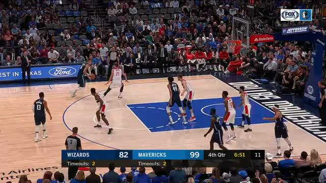 Watch and share Washington Wizards GIFs and Dallas Mavericks GIFs by dirk41 on Gfycat