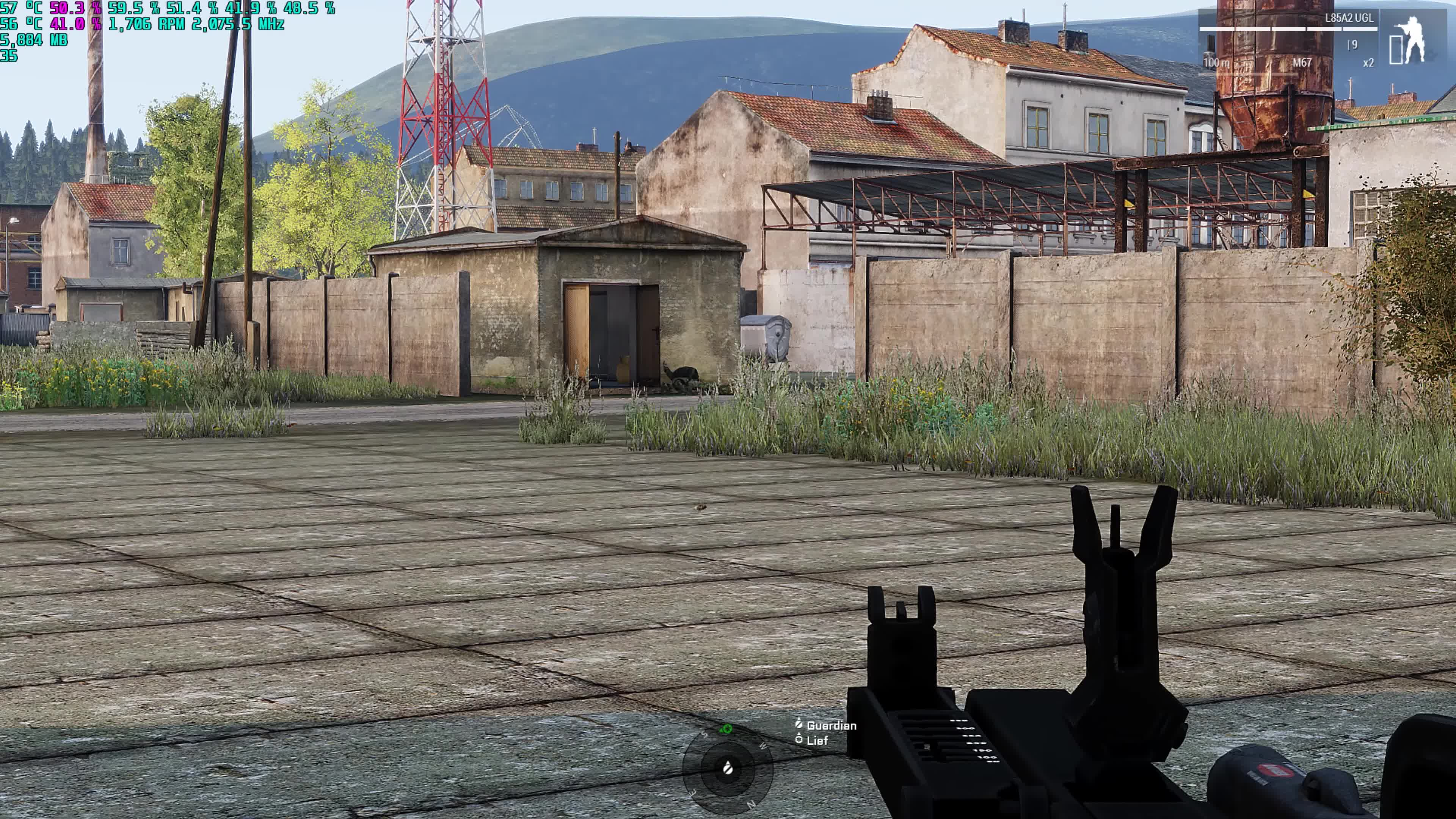 4690k, ARMA, ARMA 3, Bourbon, Three, Warfare, co, co-op, i5, op, Crazd goes up and comes back down  GIFs