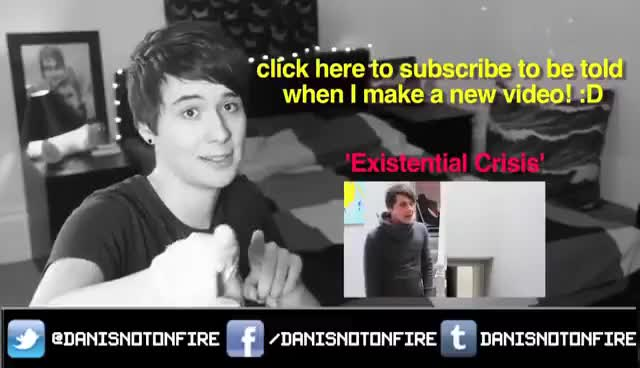 Watch and share My Life Is A Mess GIFs and Dan Howell GIFs on Gfycat